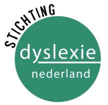 Afbeelding van het logo van de Stichting Dyslexie Nederland